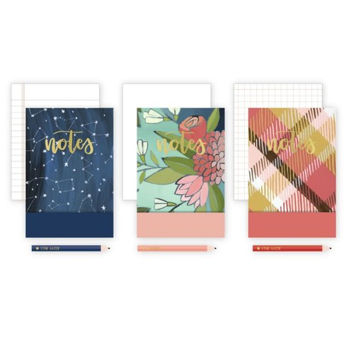 1 Canoe 2 - Creekside Collection - Notepads and Pencils