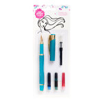 American Crafts - Mixed Media 2 - INKredible Pen - Teal