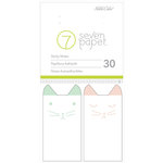 Studio Calico - Seven Paper - Baxter Collection - 1 x 2 Sticky Notes