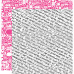 Studio Calico - Seven Paper - Amelia Collection - 12 x 12 Double Sided Paper - Paper 010