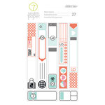 Studio Calico - Seven Paper - Amelia Collection - Washi Stickers