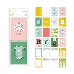 Studio Calico - Seven Paper - Clara Collection - 3 x 4 Handbook Journaling Cards