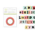Studio Calico - Seven Paper - Clara Collection - Washi Tape - Alphabet