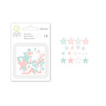 Studio Calico - Seven Paper - Clara Collection - Vellum Stars