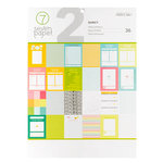Studio Calico - Seven Paper - Darcy Collection - 9 x 12 Paper Pad
