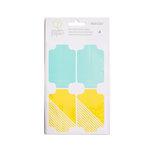 Studio Calico - Seven Paper - Darcy Collection - Cardstock Stickers - Memorabilia Attached