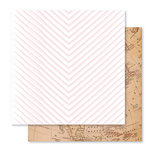 Studio Calico - Seven Paper - Darcy Collection - 12 x 12 Double Sided Paper - Paper 006