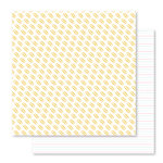 Studio Calico - Seven Paper - Darcy Collection - 12 x 12 Double Sided Paper - Paper 012