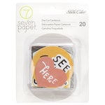 Studio Calico - Seven Paper - Elliot Collection - Die Cut Cardstock Pieces