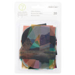Studio Calico - Seven Paper - Elliot Collection - Die Cut Vellum Pieces - Numbers