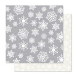 Studio Calico - Seven Paper - Felix Collection - Christmas - 12 x 12 Double Sided Paper - Paper 02