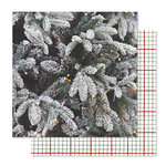 Studio Calico - Seven Paper - Felix Collection - Christmas - 12 x 12 Double Sided Paper - Paper 03