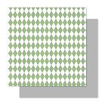 Studio Calico - Seven Paper - Felix Collection - Christmas - 12 x 12 Double Sided Paper - Paper 04