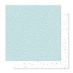 Studio Calico - Seven Paper - Felix Collection - Christmas - 12 x 12 Double Sided Paper - Paper 07