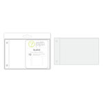 Studio Calico - Seven Paper - Felix Collection - Christmas - 4 x 6 Page Protectors - 10 Pack
