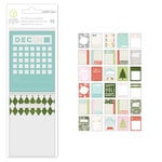 Studio Calico - Seven Paper - Felix Collection - Christmas - 3 x 4 Journal Cards