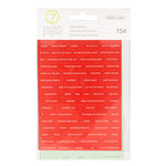 Studio Calico - Seven Paper - Felix Collection - Gold Foil Word Stickers