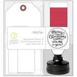 Studio Calico - Seven Paper - Felix Collection - Stamp Tags and Twine Kit