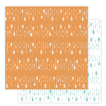 Studio Calico - Seven Paper - Elliot Collection - 12 x 12 Double Sided Paper - Paper 005