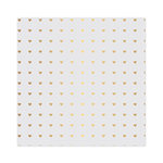 Studio Calico - Seven Paper - Goldie Collection - 12 x 12 Vellum with Foil Accents - Hearts