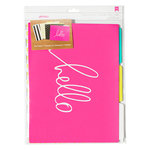 American Crafts - File Folders - Hello