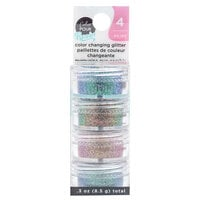 American Crafts - Color Pour Resin Collection - Mix-In - Color Changing Glitter