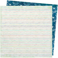 Vicki Boutin - Storyteller Collection - 12 x 12 Double Sided Paper - Moonbeams