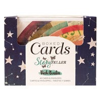 American Crafts - Storyteller Collection - Boxed Cards