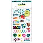 Amy Tangerine - Brave and Bold Collection - Sticker Book