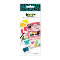 Amy Tangerine - Brave and Bold Collection - Watercolor Set