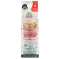 American Crafts - Color Pour Resin Collection - Holiday Glitter