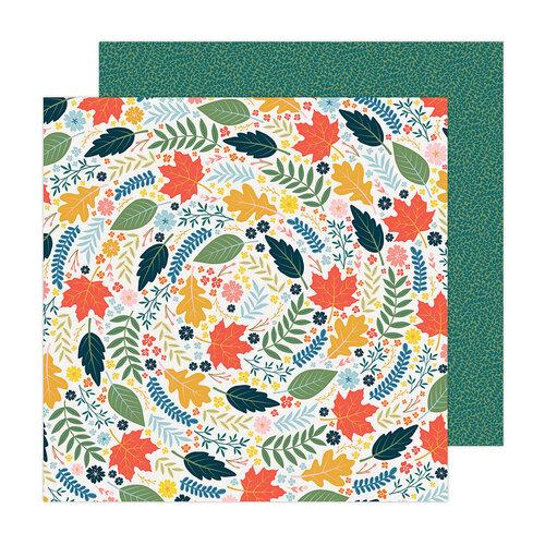 Paige Evans - Bungalow Lane Collection - 12 x 12 Double Sided Paper - Paper 5
