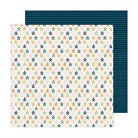 Paige Evans - Bungalow Lane Collection - 12 x 12 Double Sided Paper - Paper 10