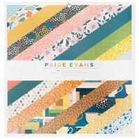 Paige Evans - Bungalow Lane Collection - 12 x 12 Paper Pad