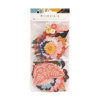 Paige Evans - Bungalow Lane Collection - Ephemera - Floral