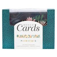 Paige Evans - Bungalow Lane Collection - Boxed Cards