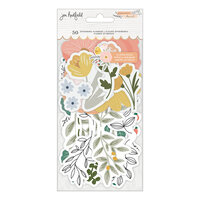 Jen Hadfield - Peaceful Heart Collection - Ephemera - Floral