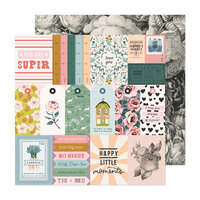 Maggie Holmes - Market Square Collection - 12 x 12 Double Sided Paper - Loving This