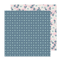 Maggie Holmes - Market Square Collection - 12 x 12 Double Sided Paper - Starstruck