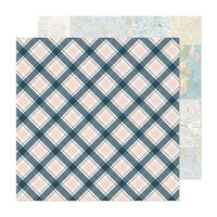 Maggie Holmes - Market Square Collection - 12 x 12 Double Sided Paper - Wonder