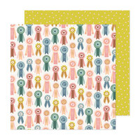 Maggie Holmes - Market Square Collection - 12 x 12 Double Sided Paper - Winner