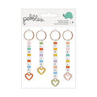 Pebbles - Kid At Heart Collection - Beaded Tassels