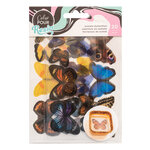 American Crafts - Color Pour Resin Collection - Mix-In Acetate Butterflies