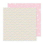 Obed Marshall - Buenos Dias Collection - 12 x 12 Double Sided Paper - Mosaico Feliz