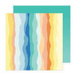 Obed Marshall - Buenos Dias Collection - 12 x 12 Double Sided Paper - Sorpresa