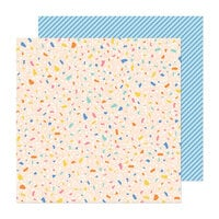 Obed Marshall - Buenos Dias Collection - 12 x 12 Double Sided Paper - En Casa