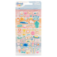 Obed Marshall - Buenos Dias Collection - Mini Puffy Stickers