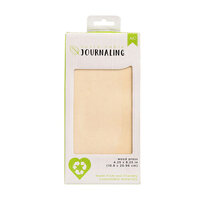 American Crafts - Sustainable Journaling Collection - Wood Press Tool