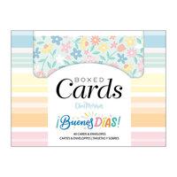 American Crafts - Buenos Dias Collection - Boxed Card Set
