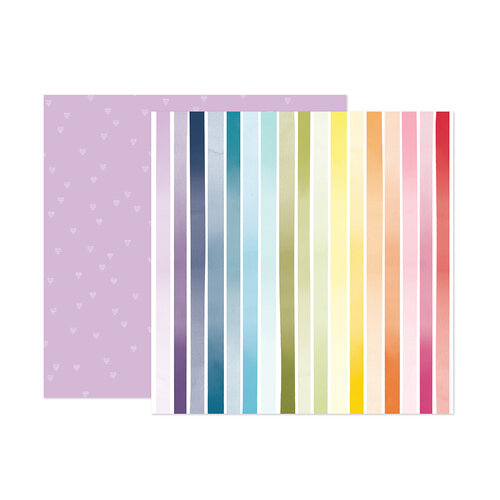 Paige Evans - Wonders Collection - 12 x 12 Double Sided Paper - Paper 2